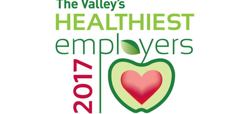 Miami Valley Steel has been given the Healthiest Employers Award!