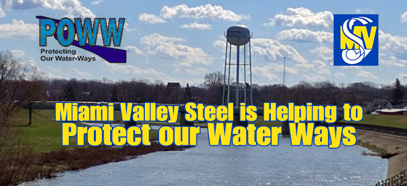 Miami Valley Steel is Helping to Protect our Water Ways