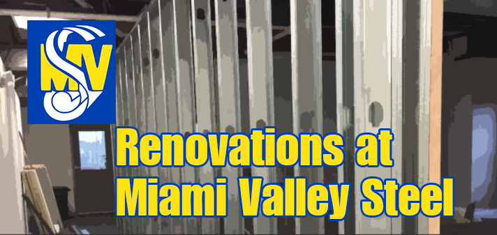Renovations at Miami Valley Steel