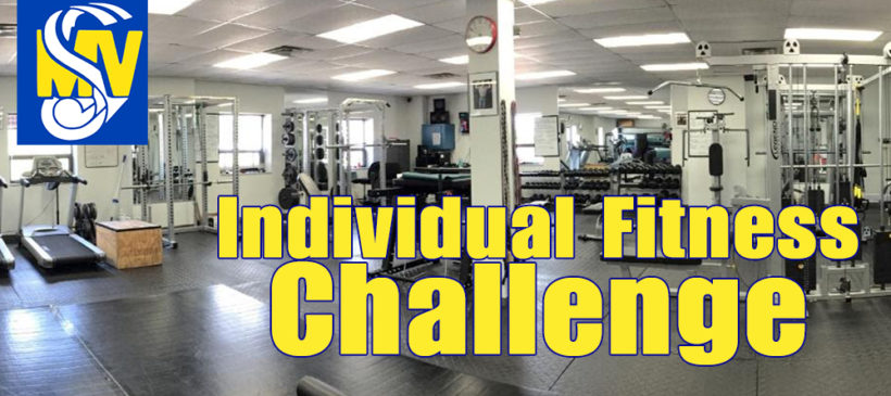 The MVSS Individual Fitness Challenge