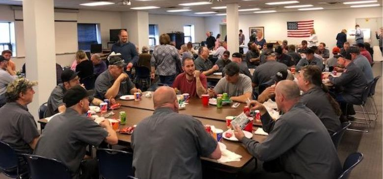 We Had a Great Time at the Miami Valley Steel Quarterly Cookout!